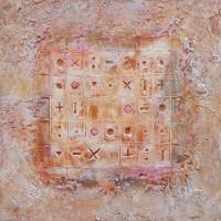 Hiéroglyphes d'une Sérénité ocrée