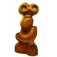 Les inséparables bronze