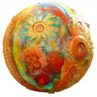 Sphere lumineuse - Cité du Petit Prince